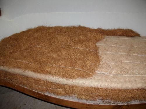Canapé Crapaud