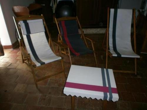 Chaises Longues