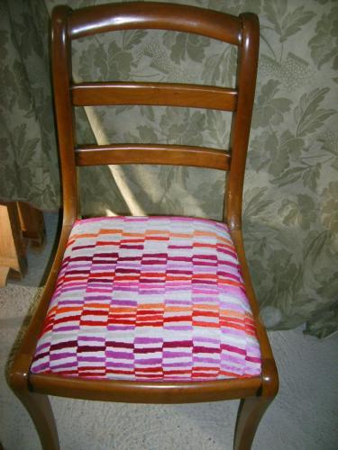Chaise en Paille